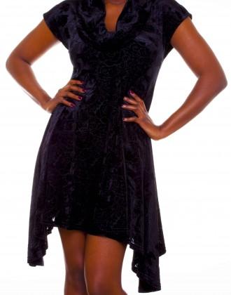 Black-Roses-Jersey-Velvet-Dress