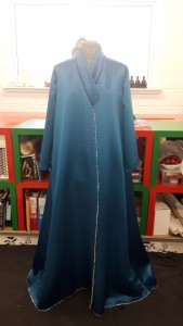 Couture Dressing Gown work in progress by Coral Turner e1570306253832
