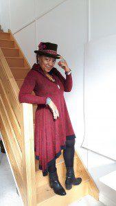 Coral Turner designer at Coral Turner Couture