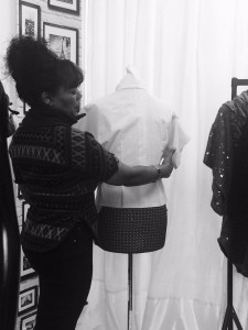 Fitting a Toile