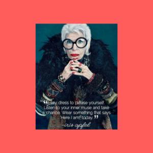 Instagram Image Iris Arpel